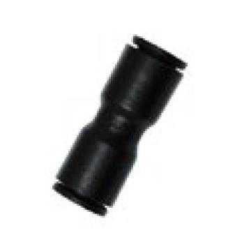 PARKER LEGRIS Pneumatik gerade Steckverbindung 14mm Messing vernickelt 14mm